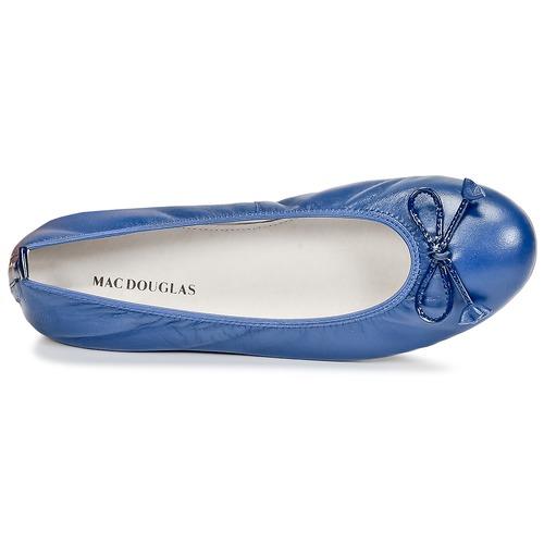 Mac Douglas ELIANE Blau  Schuhe Ballerinas Damen 71,19