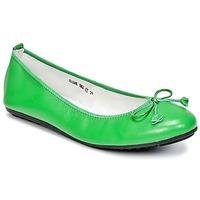 Schuhe Damen Ballerinas Mac Douglas ELIANE Grün