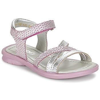 Schuhe Mädchen Sandalen / Sandaletten Mod'8 JELGUY2 Rose