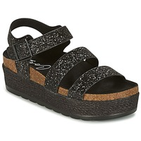 Schuhe Damen Sandalen / Sandaletten Coolway CUMBIA Schwarz