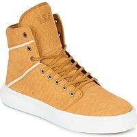 Schuhe Herren Sneaker High Supra CAMINO Gelb