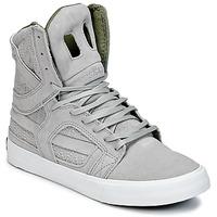 Schuhe Sneaker High Supra SKYTOP II Grau