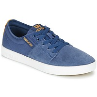 Schuhe Sneaker Low Supra STACKS II Blau