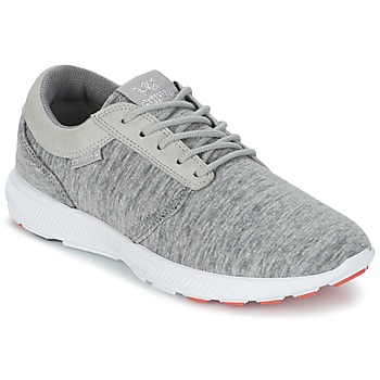 Schuhe Damen Sneaker Low Supra WOMENS HAMMER RUN Grau