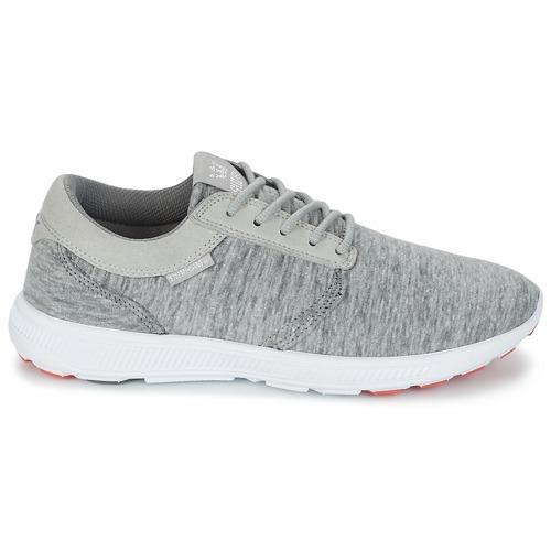 Supra WOMENS HAMMER RUN Low Grau  Schuhe Sneaker Low RUN Damen 55,90 3de4f6