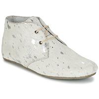 Schuhe Damen Boots Maruti GIMLET Weiss / Silbern