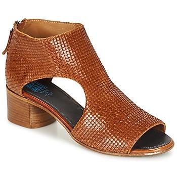 Schuhe Damen Sandalen / Sandaletten Moma JOBADA Braun