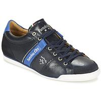 Schuhe Herren Sneaker Low Pantofola d'Oro SAVIO ROMAGNA UOMO LOW Blau