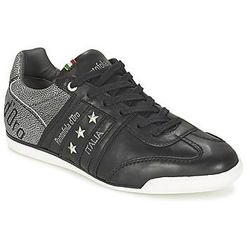 Schuhe Herren Sneaker Low Pantofola d'Oro IMOLA FUNKY UOMO LOW Schwarz