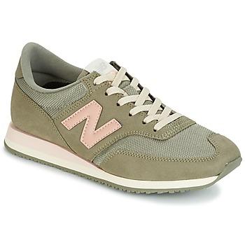 Schuhe Damen Sneaker Low New Balance CW620 Kaki