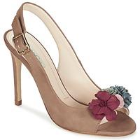 Schuhe Damen Sandalen / Sandaletten Paco Gil BRAZIL Braun