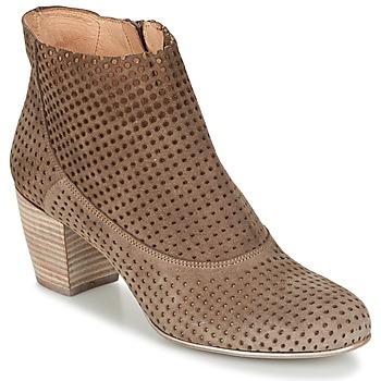 Schuhe Damen Low Boots Muratti RABIA Maulwurf