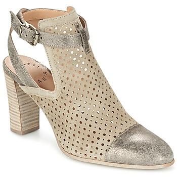 Schuhe Damen Low Boots Muratti DRAGEE Grau / Silbern