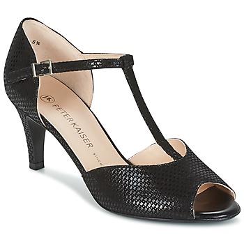 Schuhe Damen Sandalen / Sandaletten Peter Kaiser NELA Schwarz