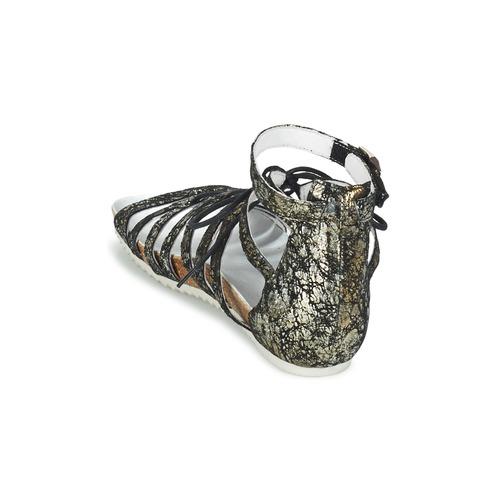 Regard  RABAZO Schwarz / Silbern  Regard Schuhe Sandalen / Sandaletten Damen 111,46 bcfb57