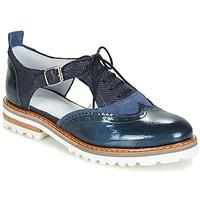 Schuhe Damen Derby-Schuhe Regard ROAXI Blau