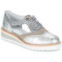 Schuhe Damen Derby-Schuhe Regard RYXA Silbern