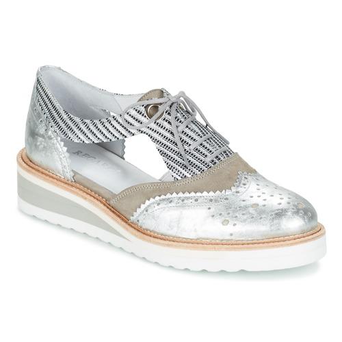 Regard RYXA Silbern Schuhe Derby-Schuhe Damen 75,10
