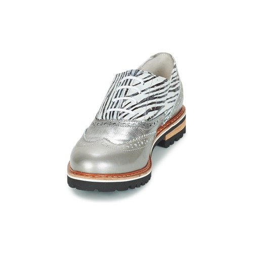 Regard ROAXA Silbern  Schuhe Derby-Schuhe Damen 111,20