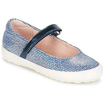 Schuhe Mädchen Ballerinas Acebo's SIULO Marine