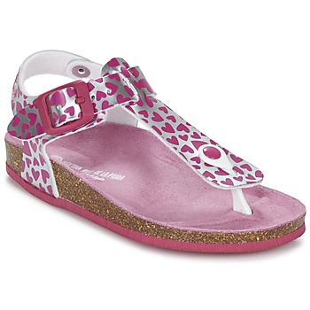 Schuhe Mädchen Sandalen / Sandaletten Agatha Ruiz de la Prada BOUDOU Rose