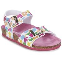 Schuhe Mädchen Sandalen / Sandaletten Agatha Ruiz de la Prada BIDOU Multifarben