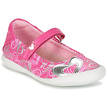 Schuhe Mädchen Ballerinas Agatha Ruiz de la Prada BALOIN Rose