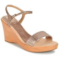 Schuhe Damen Sandalen / Sandaletten Unisa RITA Maulwurf