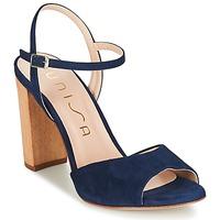 Schuhe Damen Sandalen / Sandaletten Unisa WATU Marine