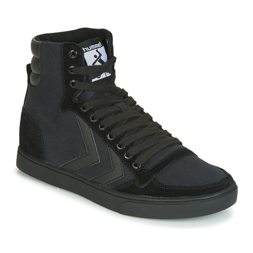 Hummel TEN STAR TONAL HIGH Schwarz  Schuhe Sneaker High  74,99