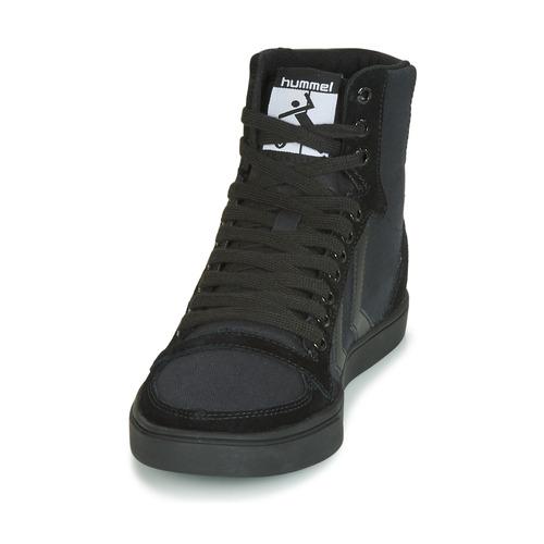 Hummel TEN STAR TONAL HIGH Schwarz  Schuhe Sneaker High  74,99