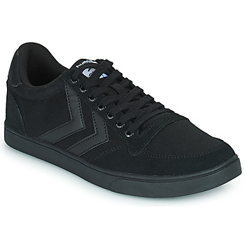 Schuhe Sneaker Low Hummel TEN STAR TONAL LOW Schwarz