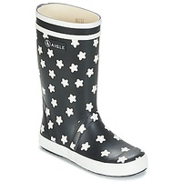 Schuhe Kinder Gummistiefel Aigle LOLLY POP PRINT Marine