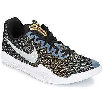 Schuhe Herren Basketballschuhe Nike MAMBA INSTINCT Schwarz / Weiss
