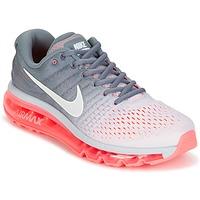 Schuhe Damen Laufschuhe Nike AIR MAX 2017 Grau / Rose
