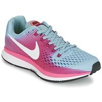 Schuhe Damen Laufschuhe Nike AIR ZOOM PEGASUS 34 Blau
