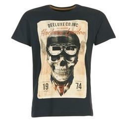 Kleidung Herren T-Shirts Deeluxe CLEM Grau / Beige