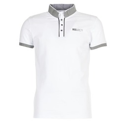 Kleidung Herren Polohemden Deeluxe SQUART Weiss