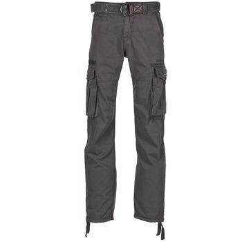 Kleidung Herren Cargo Hosen Deeluxe TROPERY Grau