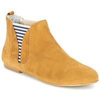 Schuhe Damen Boots Ippon Vintage SUN FLYBOAT Ocker
