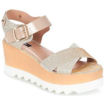 Schuhe Damen Sandalen / Sandaletten MTNG ROSTAC Beige