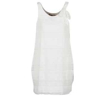 Kleidung Damen Kurze Kleider Desigual KERASO Weiss