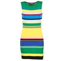Kleidung Damen Kurze Kleider Desigual LIURASE Multifarben