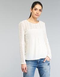 Kleidung Damen Tops / Blusen Desigual GERZA Weiss