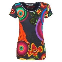 Kleidung Damen T-Shirts Desigual GRIZILLO Multifarben