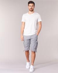 Kleidung Herren Shorts / Bermudas Schott TR RANGER 30 Grau
