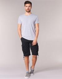 Kleidung Herren Shorts / Bermudas Schott TR RANGER 30 Schwarz