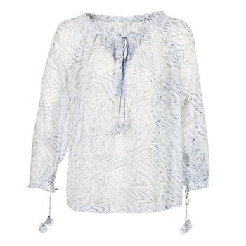 Kleidung Damen Tops / Blusen See U Soon 7111084 Weiss