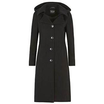 Kleidung Damen Mäntel De La Creme parent Noir