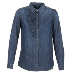 Kleidung Damen Hemden Diesel DE KELLY Blau